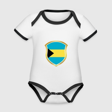 World Champion Champion 2018 wm team Bahamas png - Organic Baby Contrasting Bodysuit
