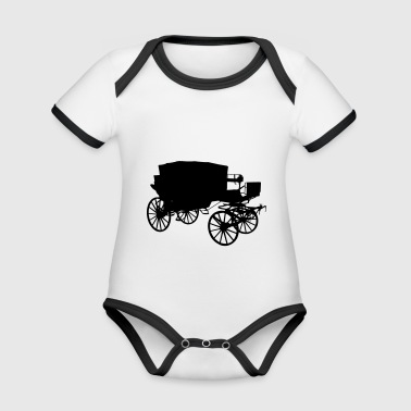 coach - Organic Baby Contrasting Bodysuit
