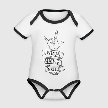 Approximative Translation # 2 - Organic Baby Contrasting Bodysuit