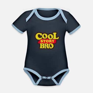 Cool Story Cool Story Bro - Body con contraste bebé