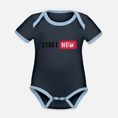 Start START NOW. - Body Bébé bio contrasté
