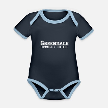 Community Greendale Community College - Vauvan kontrastivärinen body