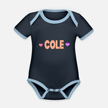 College Cole - Kontrast babybody