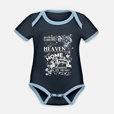 Parents Parents - Organic Contrast Baby Bodysuit