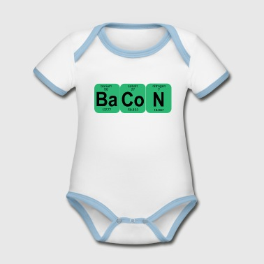 Bacon Bacon - Organic Baby Contrasting Bodysuit