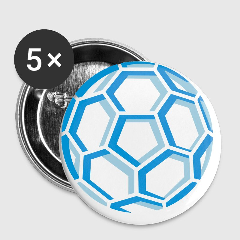 Handball - Badge moyen 32 mm