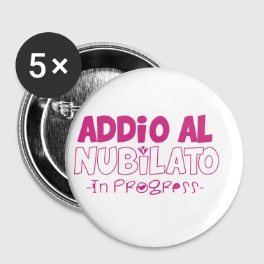 addio in progress 2 - Spilla media 32 mm