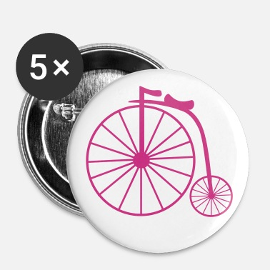 unicycle - Buttons medium 32 mm