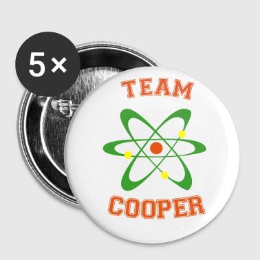 Team Sheldon (small) - Buttons mittel 32 mm