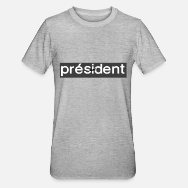 Presidente NEM - Presidente 2017 Collection - Maglietta da unisex, mix cotone e poliestere