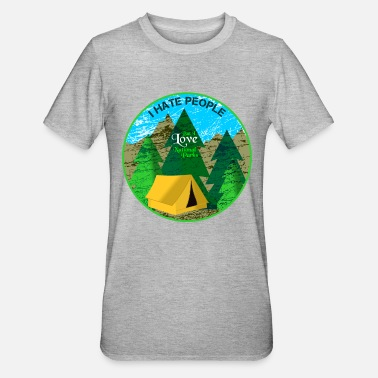 Nationalpark Nationalparks - Unisex Polycotton T-Shirt