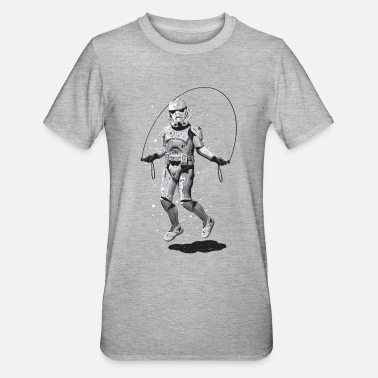 STORMTROOPER SKIPPING - Polycotton-T-shirt unisex