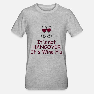 Gag Wine t-shirt gift idea funny sayings humor - Unisex Polycotton T-Shirt