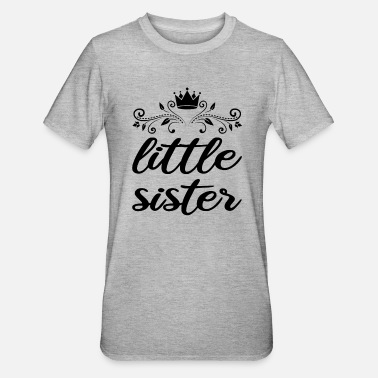 Little Sister Schwester - Unisex Polycotton T-Shirt
