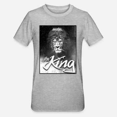 Old School Hip Hop Erwecke den König in dir - Unisex Polycotton T-Shirt