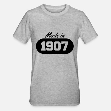 1907 Made in 1907 - Unisex Polycotton T-Shirt