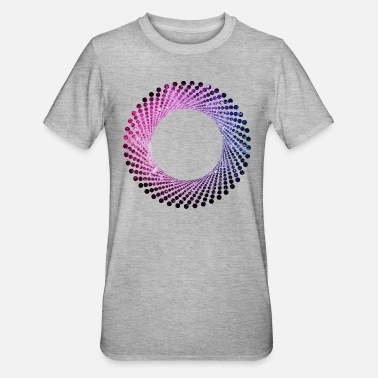 Point Points - Unisex Polycotton T-Shirt
