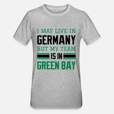 Green Bay Packers Green Bay - Unisex Polycotton T-Shirt