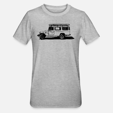 Missmapel Off-road vehicle - Unisex Polycotton T-Shirt