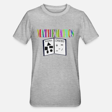 Mathematic Mathematics - Unisex Polycotton T-Shirt