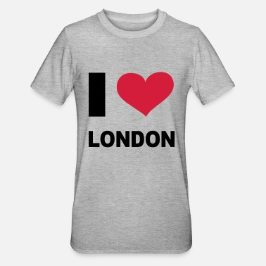 I Love London I LOVE London - eushirt.com - SE - Polycotton-T-shirt unisex