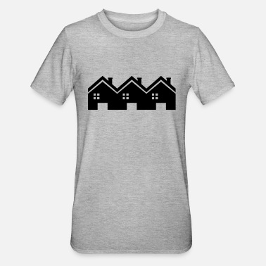 Terrace House reienhaus_icon_yc1 - Unisex Polycotton T-Shirt