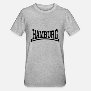 Hamburg - Unisex Polycotton T-Shirt