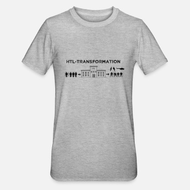 Transformation HTL Transformation - Unisex Polycotton T-Shirt