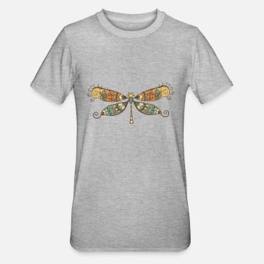 dragonfly - Unisex Polycotton T-Shirt