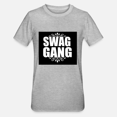 Style Swag L'inscription gang swag 047346 - T-shirt polycoton Unisexe