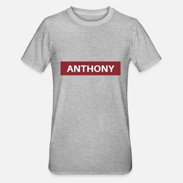 Anthony Anthony - Unisex Polycotton T-Shirt