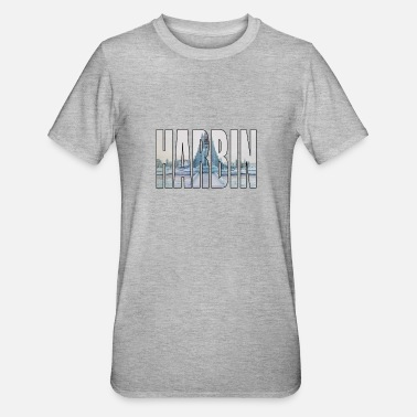 Harbin HARBIN CHINA - Unisex Polycotton T-Shirt