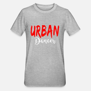 Urban Urban Dancer - Urban Dance Shirt - Unisex Polycotton T-Shirt