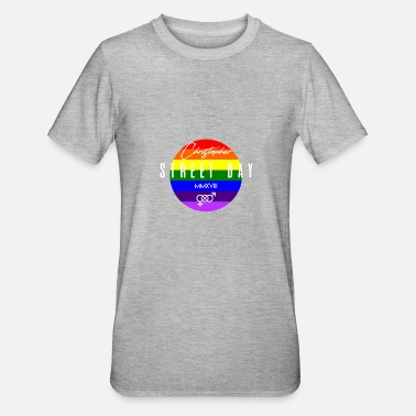 Christopher Christopher Street Day Gay pride 2018 gift - Unisex Polycotton T-Shirt