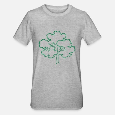 Tree Forest Nature - Unisex Polycotton T-Shirt