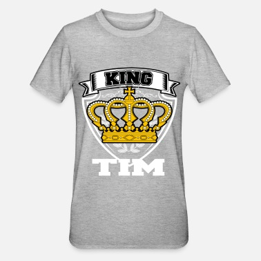 Tim King TIM - Unisex Polycotton T-Shirt