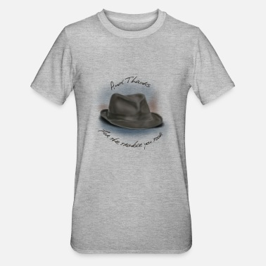 Leonard Hat for Leonard 1 - Unisex Polycotton T-Shirt