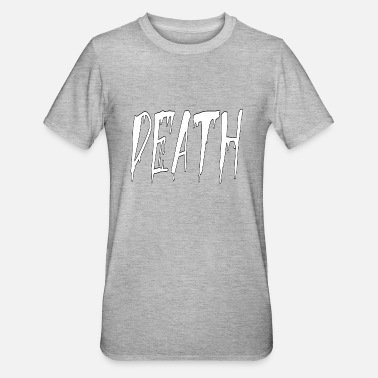 Death Proof death - Unisex Polycotton T-Shirt
