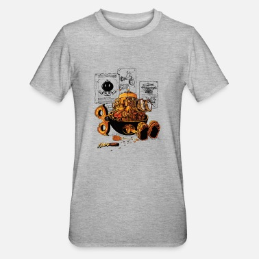 work of the genius - Polycotton-T-shirt unisex