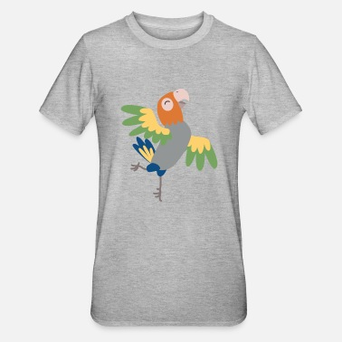 Papagei Papagei - Unisex Polycotton T-Shirt
