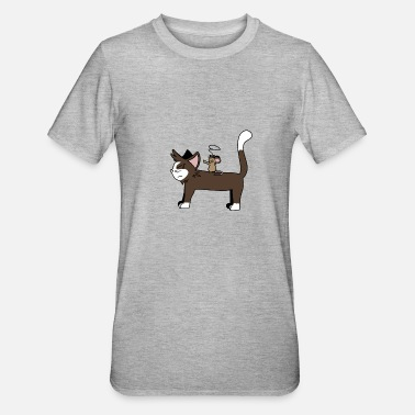 Liefie Trusty Steed - Unisex Polycotton T-shirt