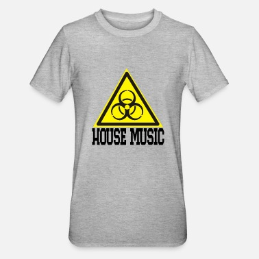 House Music House Music - Polycotton-T-shirt unisex