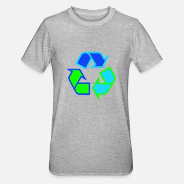 Recycling Recycling - Unisex Polycotton T-Shirt