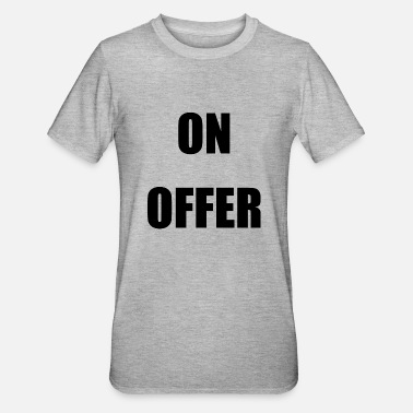 Offer ON OFFER - Unisex Polycotton T-Shirt