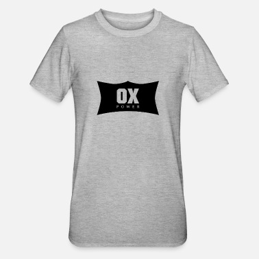 Oxfordshire OX POWER (poster) - Unisex Polycotton T-Shirt