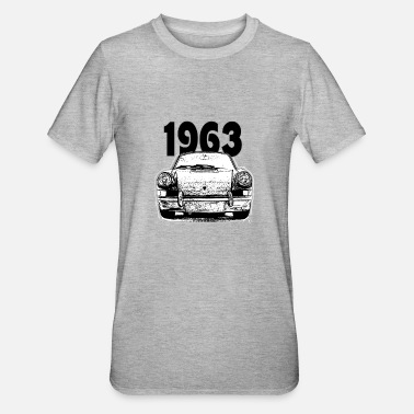 Zuffenhausen 1963 - Presentation of an automobile milestone - Unisex Polycotton T-Shirt