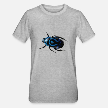 Beetle Meeting Beetle - Unisex Polycotton T-Shirt