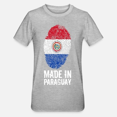 Paraguay Made In Paraguay / Paraguay - Unisex Polycotton T-Shirt