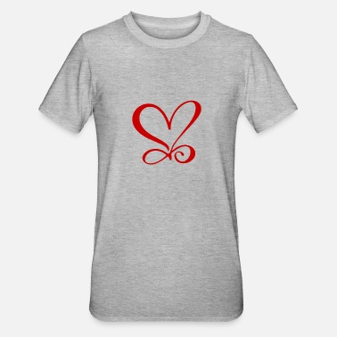 Cupido Hearts Against Hate 318 - Unisex Polycotton T-Shirt