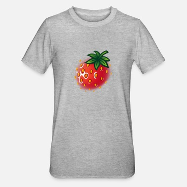 Strawberry strawberry - strawberry - Unisex Polycotton T-Shirt